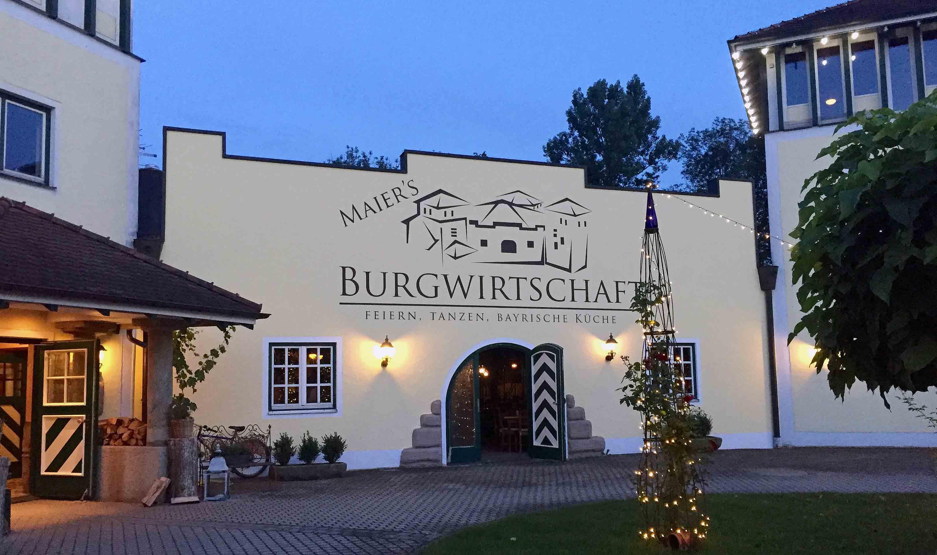 Ihr Erlebniswirtshaus in Bad Füssing - BURGWIRTSCHAFT